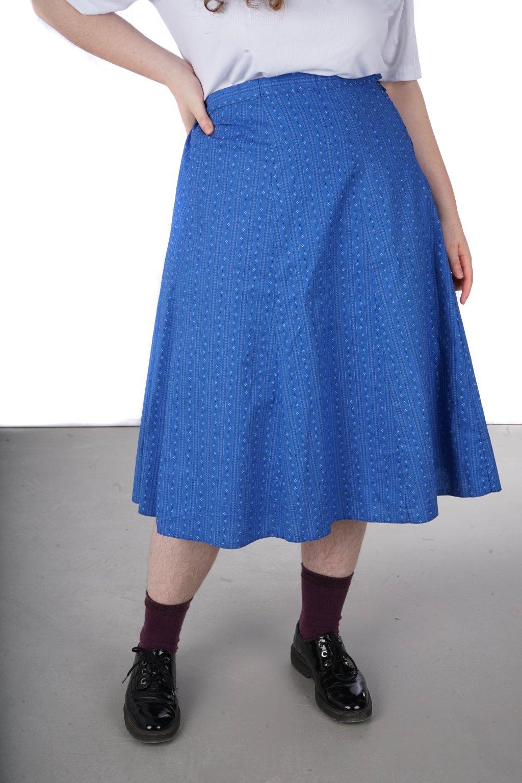 Folklórní sukně