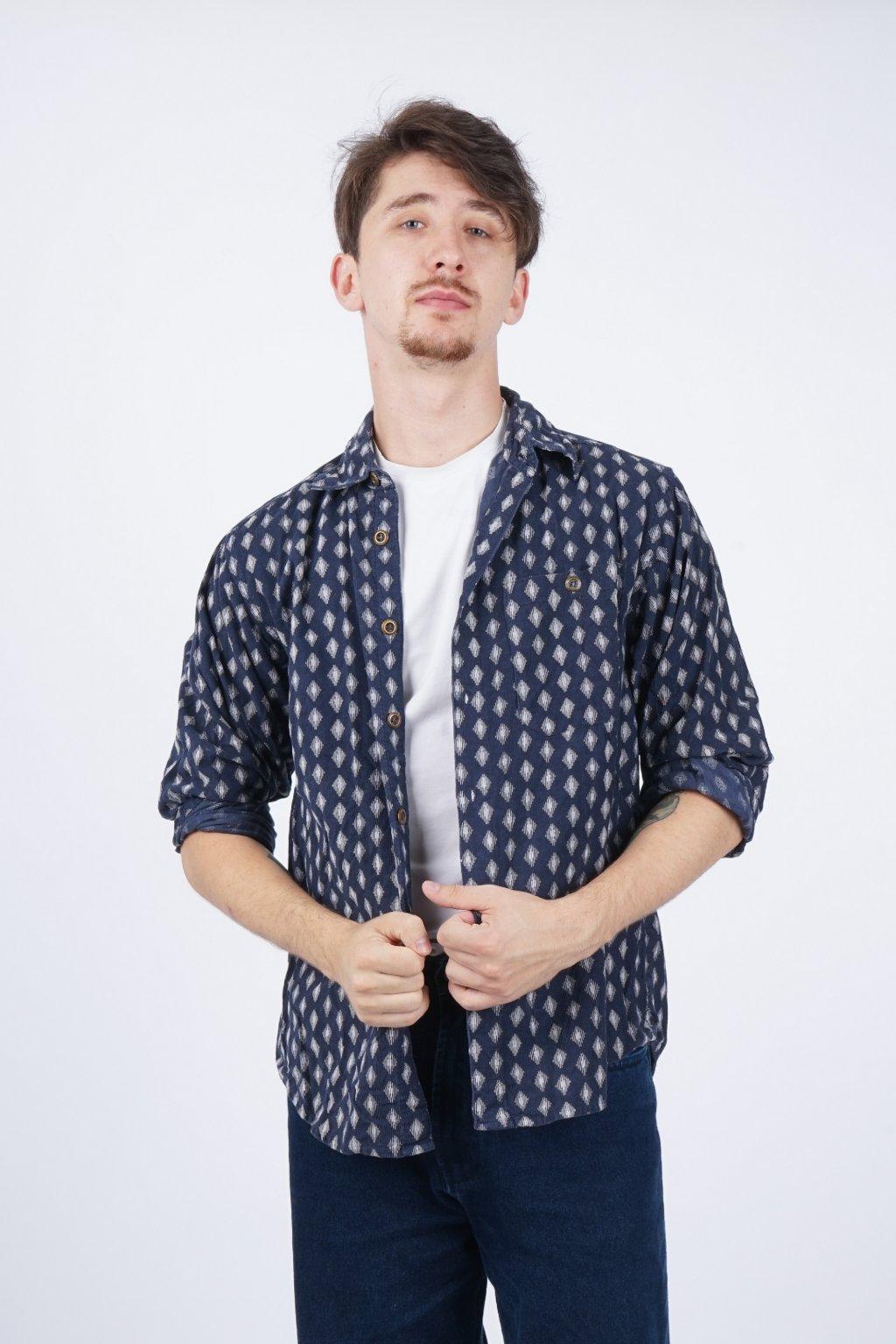 manšestová košile